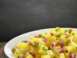 Spreewälder Bauernkartoffelsalat mit Essig, Öl & Speck 1kg
