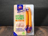 Geflügel Wiener im 4er Pack Stk. ca. 50 g